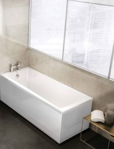 Cleargreen Sustain Single Ended Bath 1600mm x 700mm